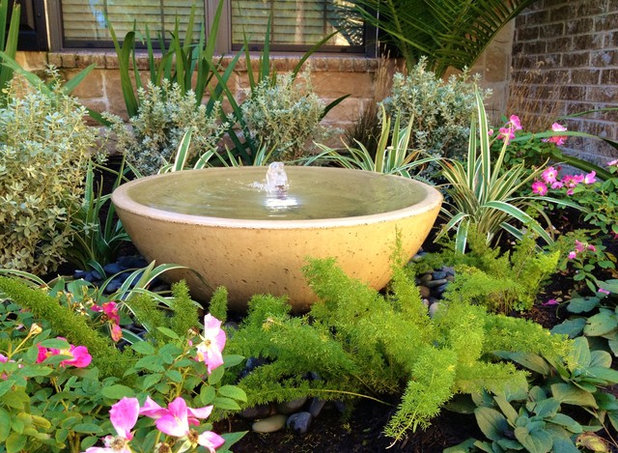 Make Your Own Tranquil Garden Fountain