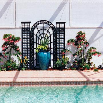 Courtyard Home in Boca Raton