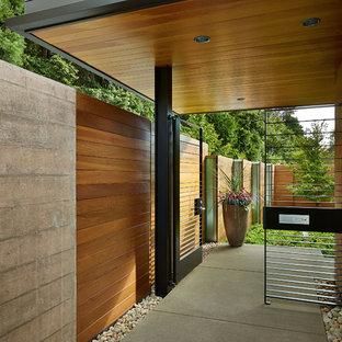 Idéer för en modern trädgård