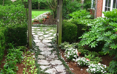 Pregunta al experto: Cómo realizar caminos en el jardín