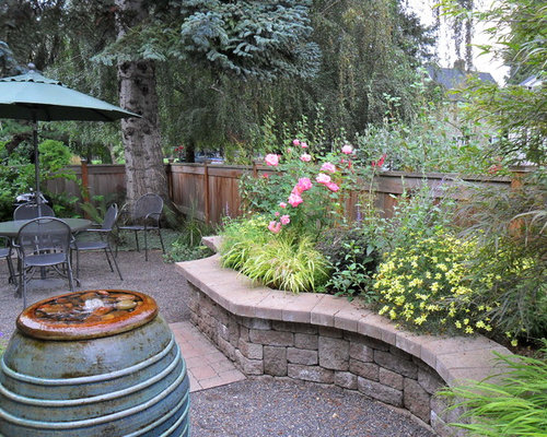 Raised Flower Bed Home Design Ideas Pictures Remodel And