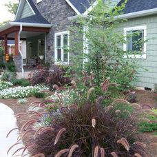 Craftsman Landscape Craftsman exterior