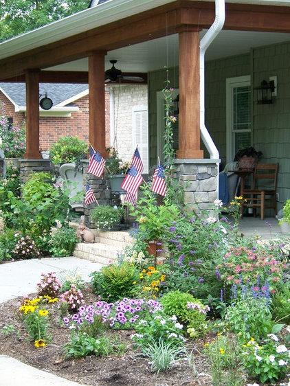 Traditional Porch Craftsman exterior