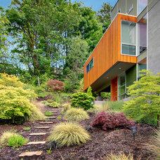 Modern Landscape by Spore Design