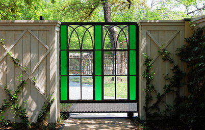 12 Surprising Ways to Use Stained Glass in Your Home