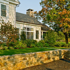 Traditional Landscape by Crisp Architects