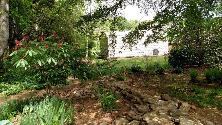 Crooked Oak Rain Garden