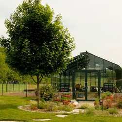 Cross Country Greenhouses - Pacific Double Glass Greenhouse