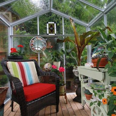 Cross Country Greenhouses - Henry Heinen