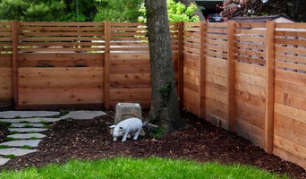 Custom Cedar Privacy Fence