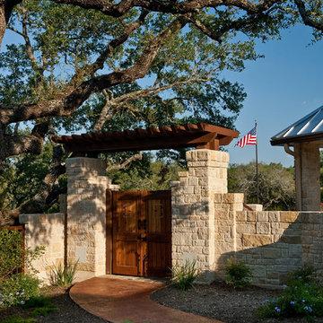 Custom Gated Entry