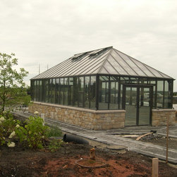 Custom Greenhouses -