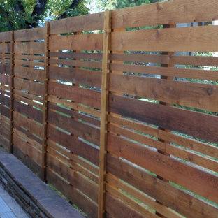 Custom Horizontal Western Red Cedar