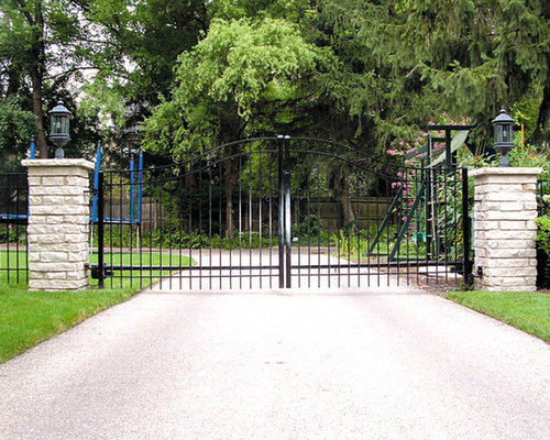 Main entrance gate home design ideas pictures remodel for Main entry gate design