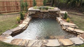Custom Koi Ponds