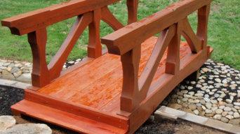 Custom Timber Frame Work