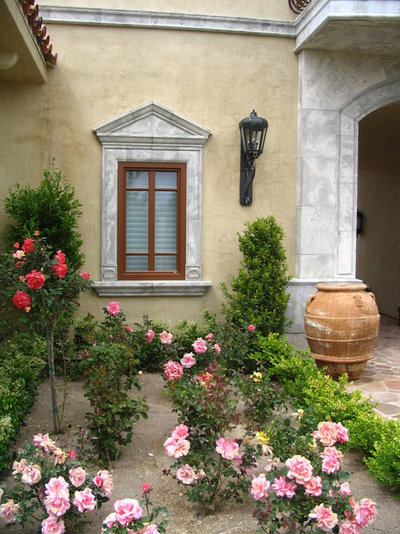 Mediterranean Landscape by Gaulhofer Windows