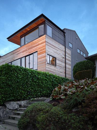 Современный Сад by chadbourne + doss architects