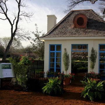 Dallas Arboretum Kid's Cottages