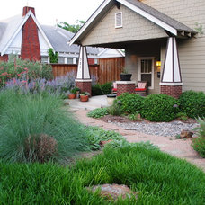 Contemporary Landscape by Jason Lackey, Landscape Designer