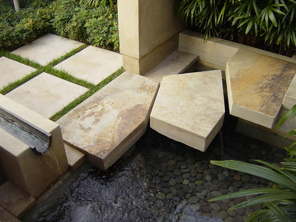 Contemporary Landscape by Integration Design Studio, Landscape Architects