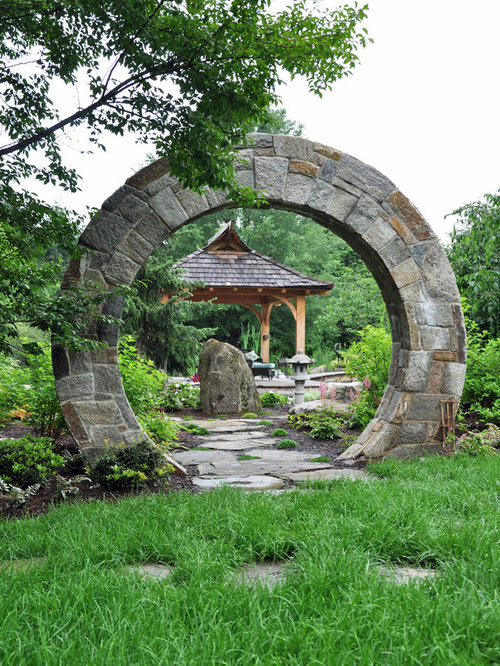 Moon Gate Houzz