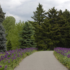 Traditional Landscape by The New York Botanical Garden