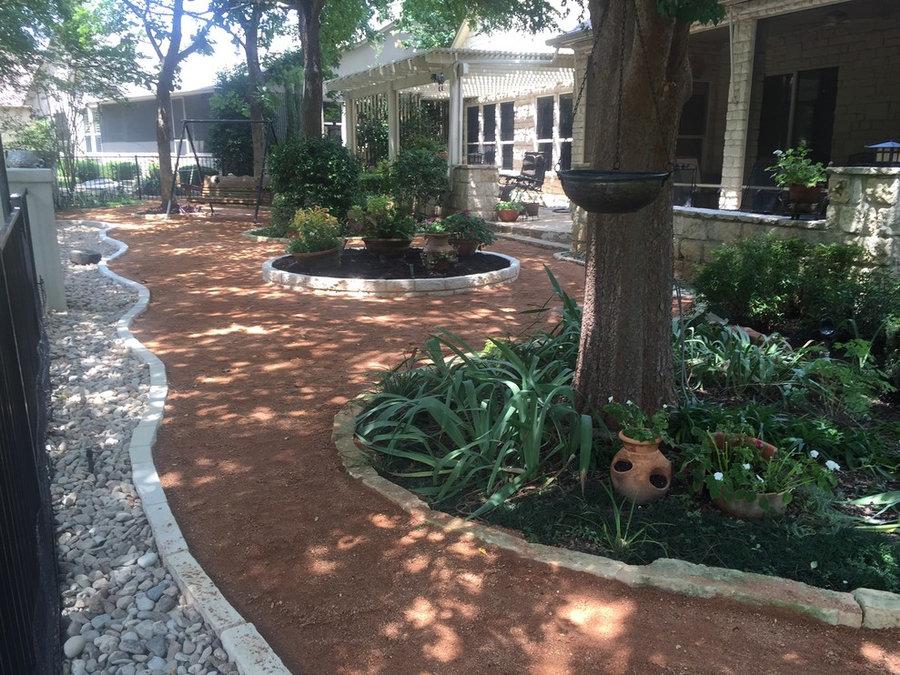Decomposed Granite Pathway & Landscape
