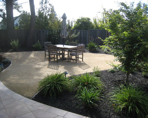 decomposed granite patio houzz