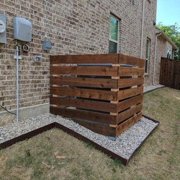 Decorative Yard Solution