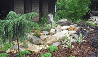 Deerwood Pondless waterfall