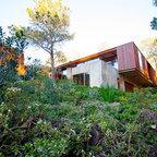Bowen Residence Modern Landscape Charleston By Remark