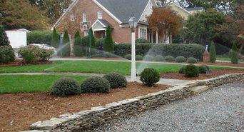Landscape contractors in spiveys corner nc for Landscaping rocks wake forest nc