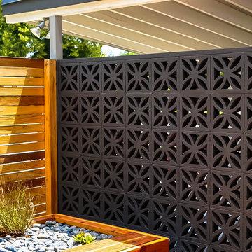 Denver Modern Fence Samples