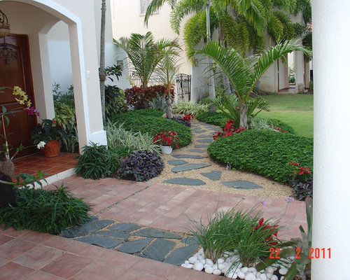 Puerto rico landscaping home design ideas pictures for Acanthus decoration puerto rico