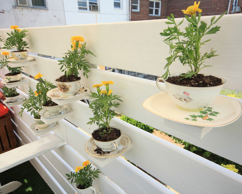 Flower Pot Stand Ideas, Pictures, Remodel and Decor