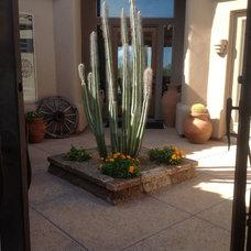 Southwestern Landscape by Desert Crest, LLC