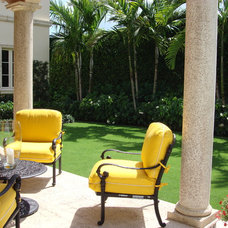 Tropical Landscape by Todd MacLean Outdoor Living