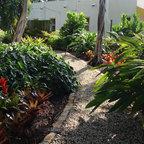 Rancho Santa Fe California Residence Tropical