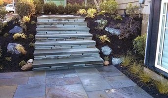 Dimensional Flagstone Paths and Patios