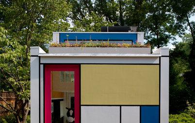 Double Take: Did MoMA Drop a Mini House in the Yard?