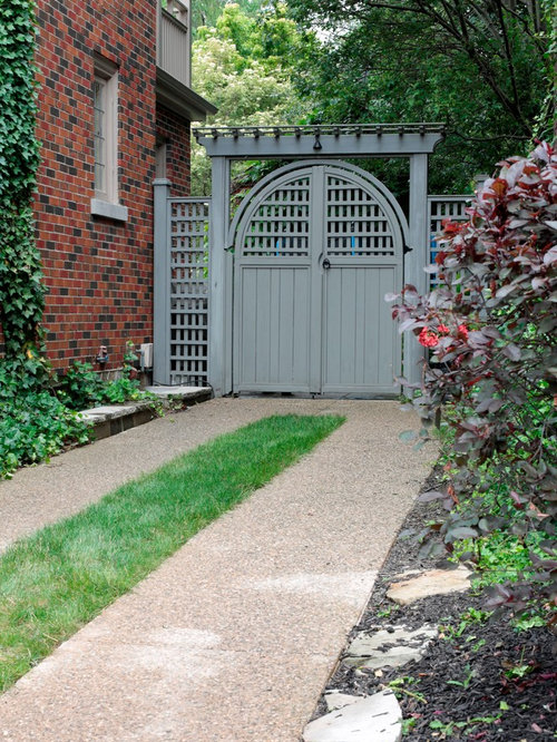 Grass Driveway Home Design Ideas, Pictures, Remodel And Decor