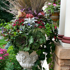 Traditional Landscape by Heart and Soil Design