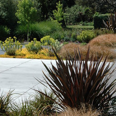 Contemporary Landscape by Keith Willig Landscape Services, Inc.
