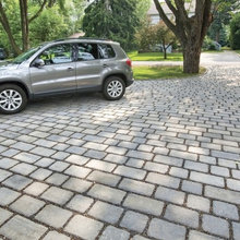 Permeable Hardscaping