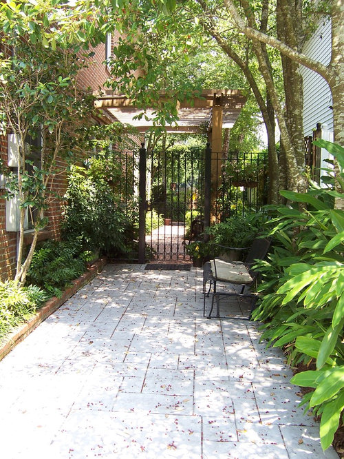 Driveway walkway home design ideas pictures remodel and for Garden design ideas houzz