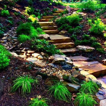 Dry Creek Beds We Have Done