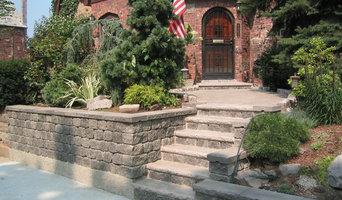 dry stack retaining walls