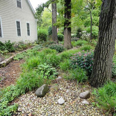 Traditional Landscape by Nature's Perspective Landscaping