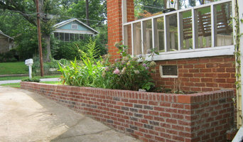 East Point Retaining Walls